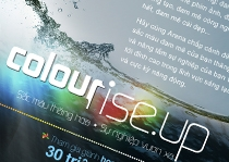 Color Rise-up